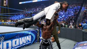 Title Match Set For Next Week's WWE SmackDown