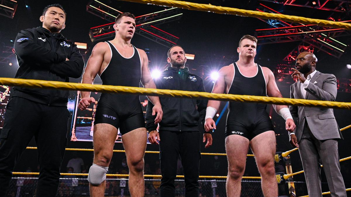 The Creed Brothers Dominate In WWE NXT Debuts - Wrestling Inc.