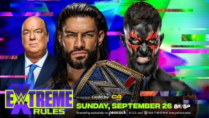 WWE Extreme Rules Final Card And Live Coverage Reminder For Tonight