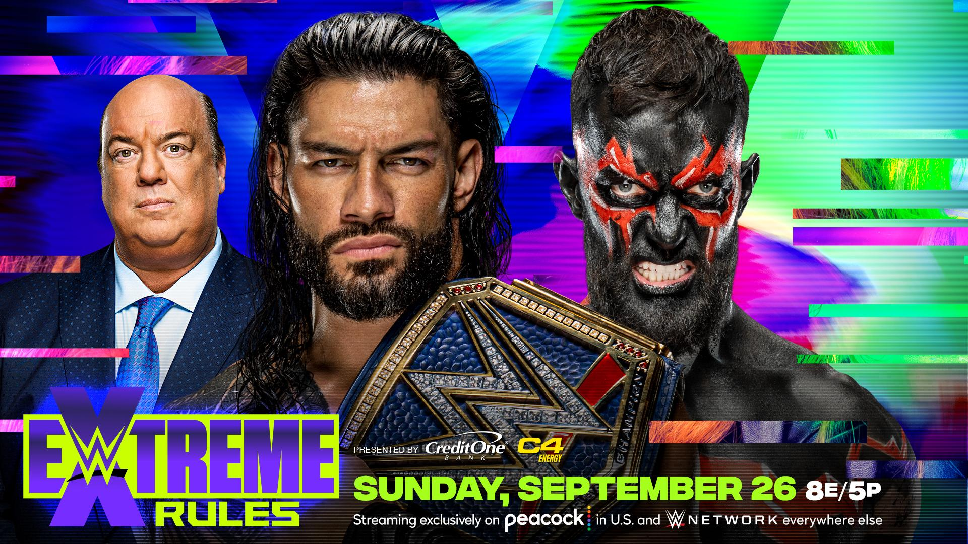 """WWE Extreme Rules Results: Roman Reigns Vs. """"The Demon"""" Finn Balor"""
