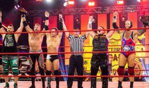 Impact Wrestling Viewership Down From Last Week For Victory Road Go-Home Show