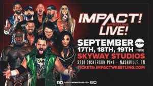 Spoilers From Impact Tapings (9/17): Knockouts Knockdown, Victory Road