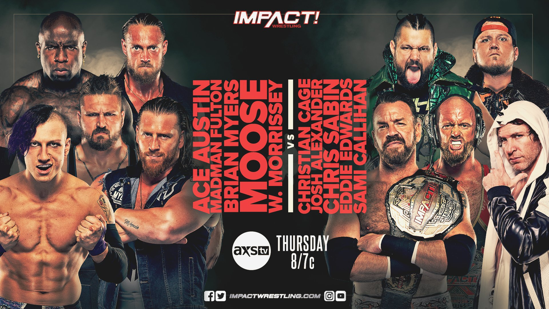 Impact Wrestling Preview (9/16): Victory Road Go-home Show, 10-man Tag Team Bout