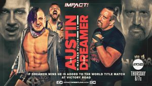 Impact Wrestling Results (9/2): Ace Austin Vs. Tommy Dreamer, X-Division Open Challenge