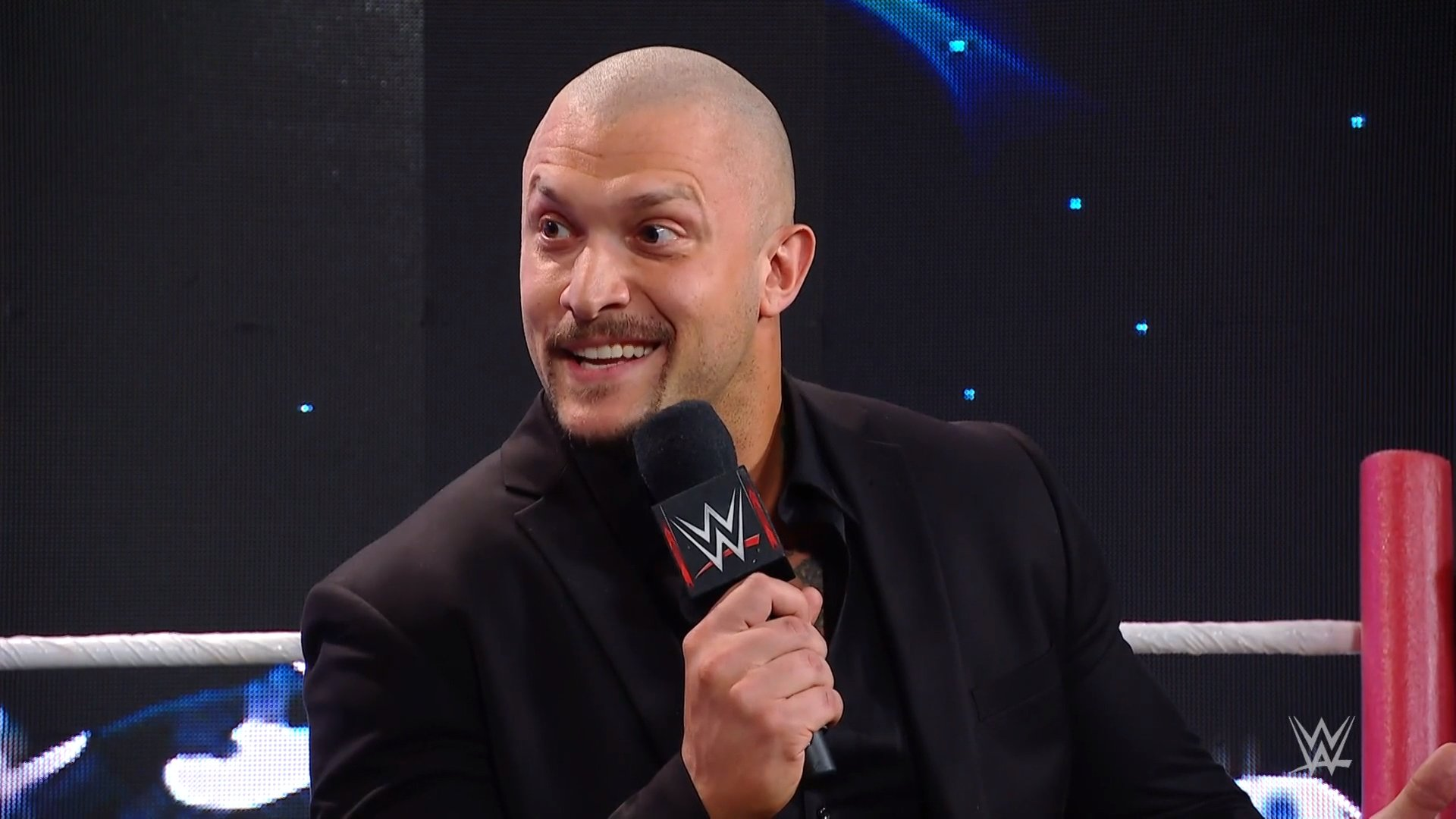 Karrion Kross Delivers Intense Promo After WWE RAW