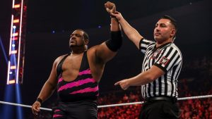 """Keith Lee On His New """"Bearcat"""" Attitude And The WWE Draft"""