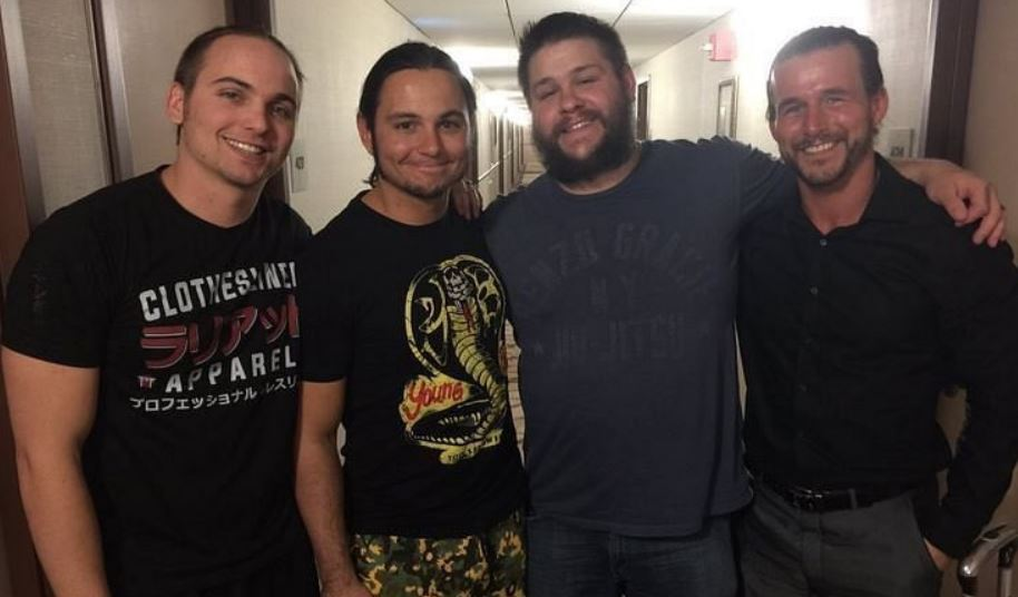 Adam Cole Comments On Kevin Owens Possibly Signing With AEW