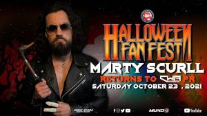 Marty Scurll Making His Return To Pro Wrestling