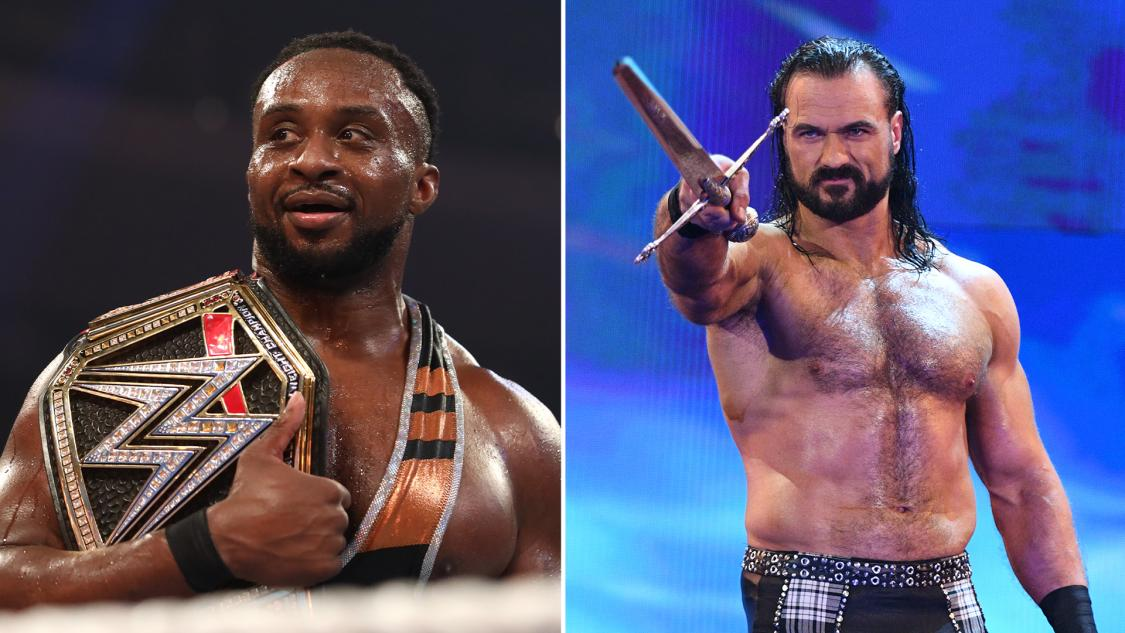 Drew McIntyre Calls Out Big E And Roman Reigns After RAW