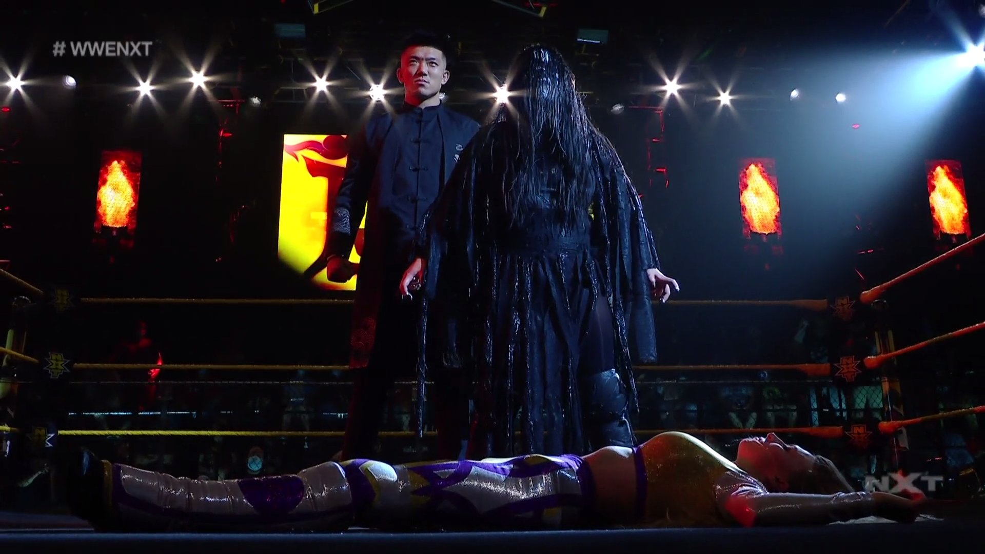 Mei Ying Makes WWE NXT Singles Debut, Identity Of Opponent - Wrestling Inc.