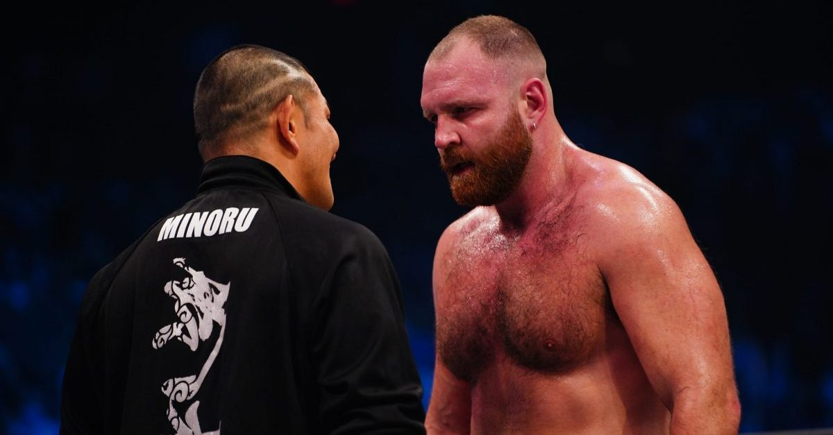 """Renee Paquette Says Jon Moxley Is """"Living His Best Life"""" Feuding With NJPW Legends In AEW"""