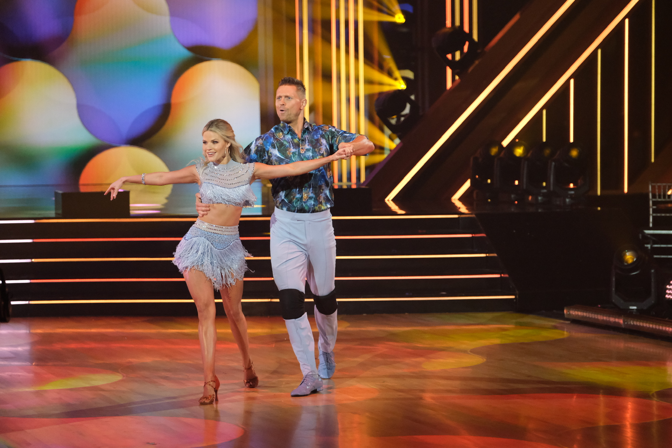 Video Of The Miz's First Dance On Dancing With The Stars, Miz Reacts To Night One