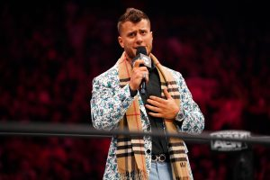 MJF Once Again References Bruce Prichard And Teases Leaving AEW For WWE