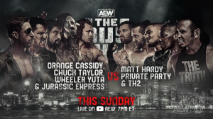 New AEW All Out: The Buy In Match Announced