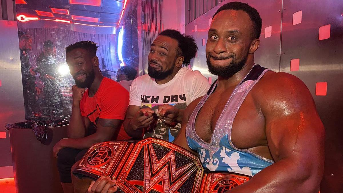 Big E Talks Xavier Woods Potentially Becoming WWE Champion