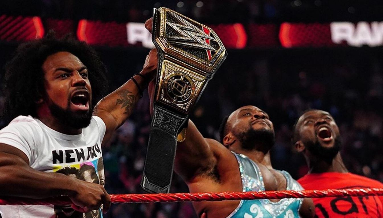 WWE Monday Night RAW Results – Big E Cashes In, Multi-Man Tag Team Matches, More