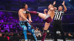 Backstage Note On Why Bryan Danielson Vs. Kenny Omega Opened AEW Dynamite