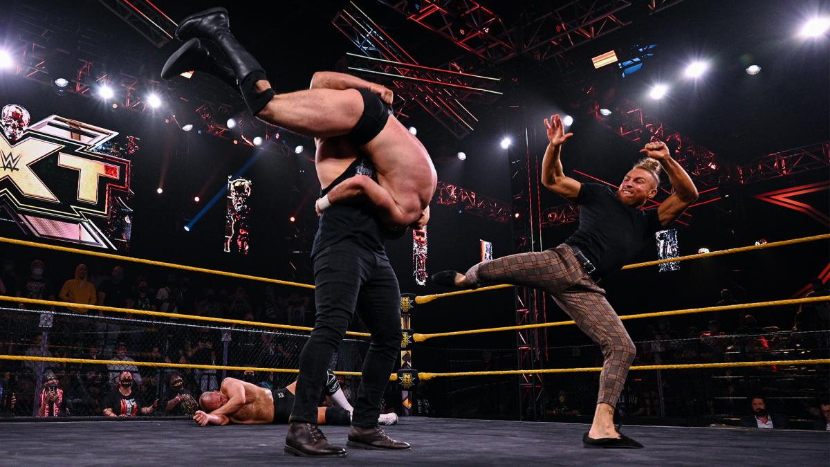 Ridge Holland And Pete Dunne Talk Why They Turned On Oney Lorcan And Danny Burch