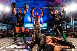 NJPW Stable The United Empire Adds Two New Members