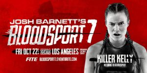 Former WWE NXT UK Star Announced For Bloodsport 7