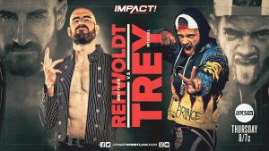 Impact Announces Four More Matches For This Week's Show