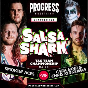 PROGRESS Wrestling Results (9/18): Tag Team Titles Match, Cara Noir In Action