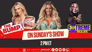 Jeff Hardy, Charlotte Flair, & More Announced For Special Edition Of WWE's The Bump