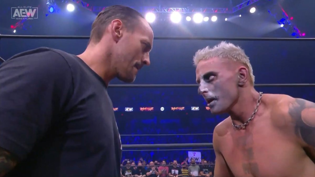 AEW Rampage Viewership Down From Previous Week, Countdown To All Out Viewership
