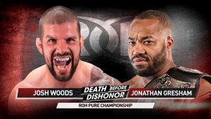 Title Changes Hands At ROH Death Before Dishonor