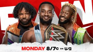 Title Match And More Added To Next Week's WWE RAW Go-Home Show