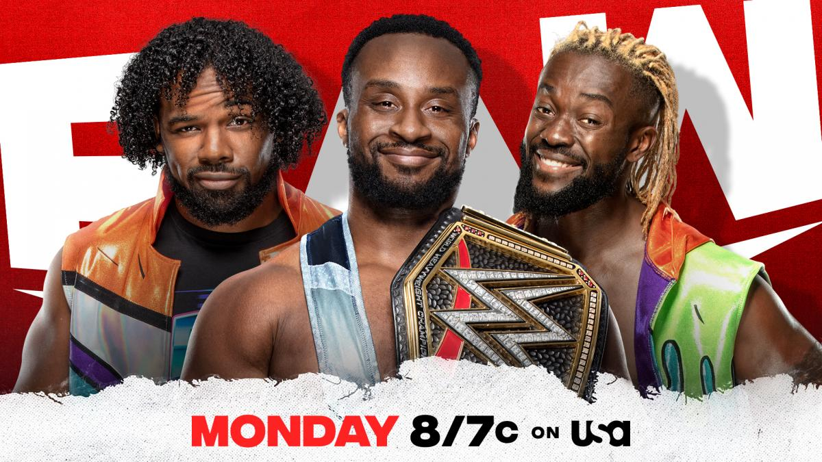 WWE RAW Preview For Tonight: The Bloodline Vs. The New Day, Extreme Rules Go-Home Show