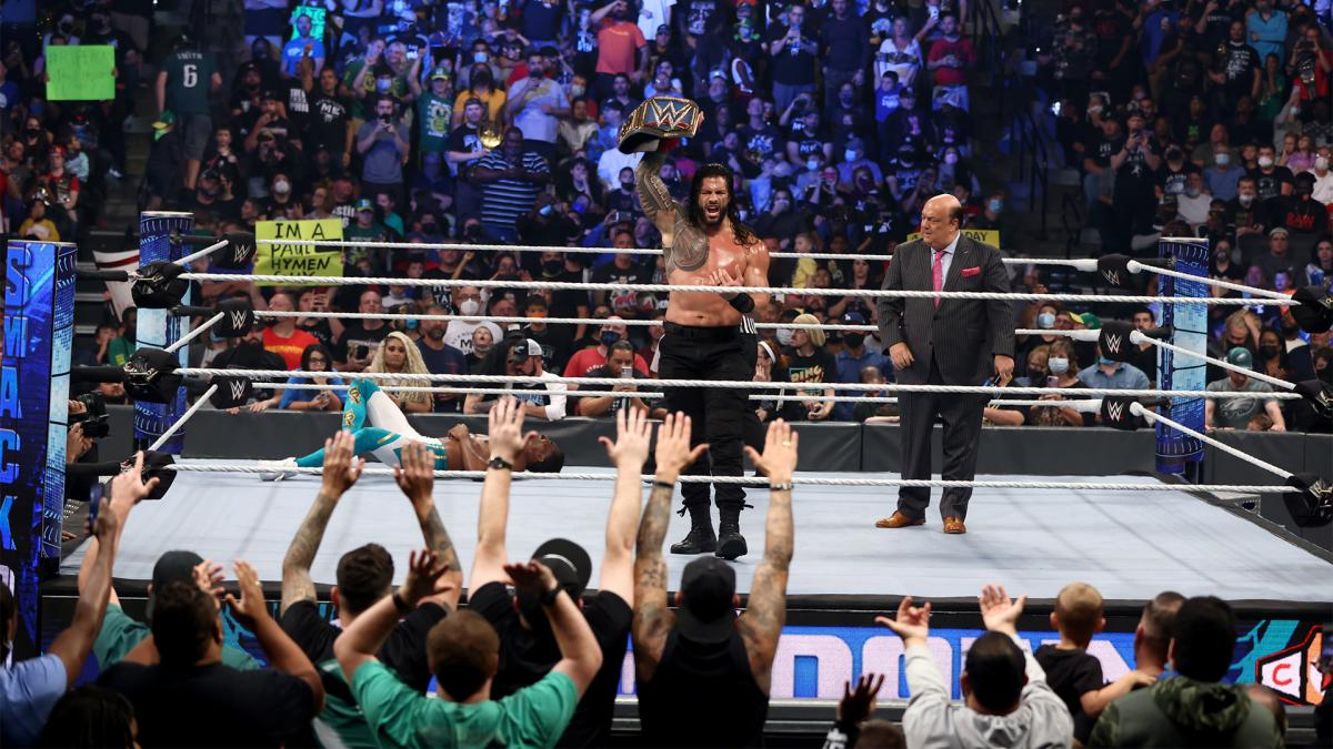 WWE SmackDown Viewership And Key Demo Rating For The Final Show Before Extreme Rules