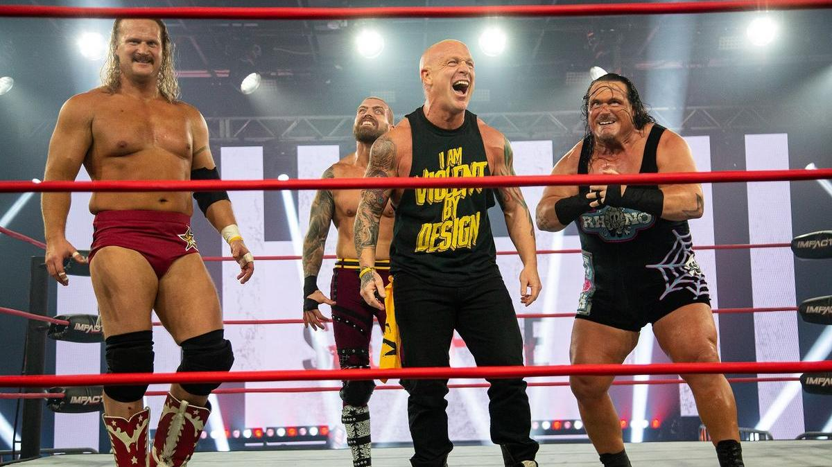 Veteran Pro Wrestler Reportedly Signs New Impact Contract