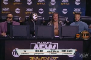 AEW Rampage Commentary Team Change Revealed