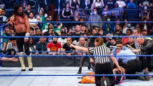 Backstage Update On Edge's WWE Status Following Stretcher Angle On SmackDown