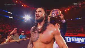 """Roman Reigns Rips CM Punk, Says He's Lost """"A Step Or Two"""""""