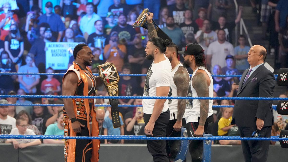 WWE Champion Big E Recalls Being Considered For The Shield