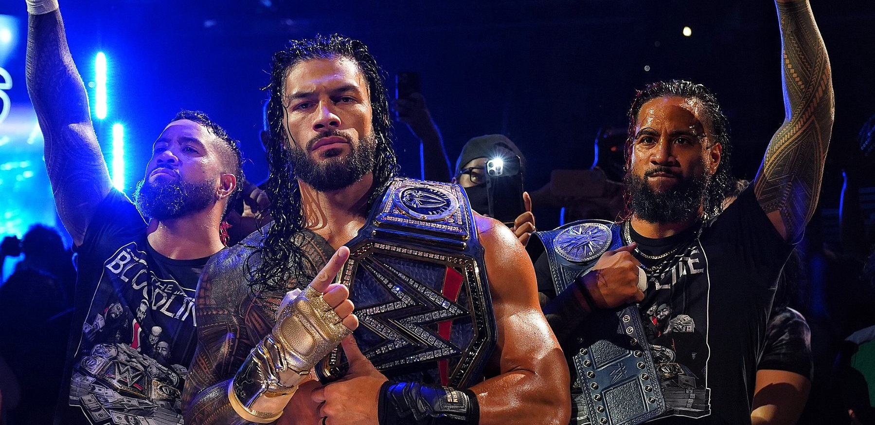 Roman Reigns Praises WWE Stars, Why He Doesn't Adjust Training For Different Opponents