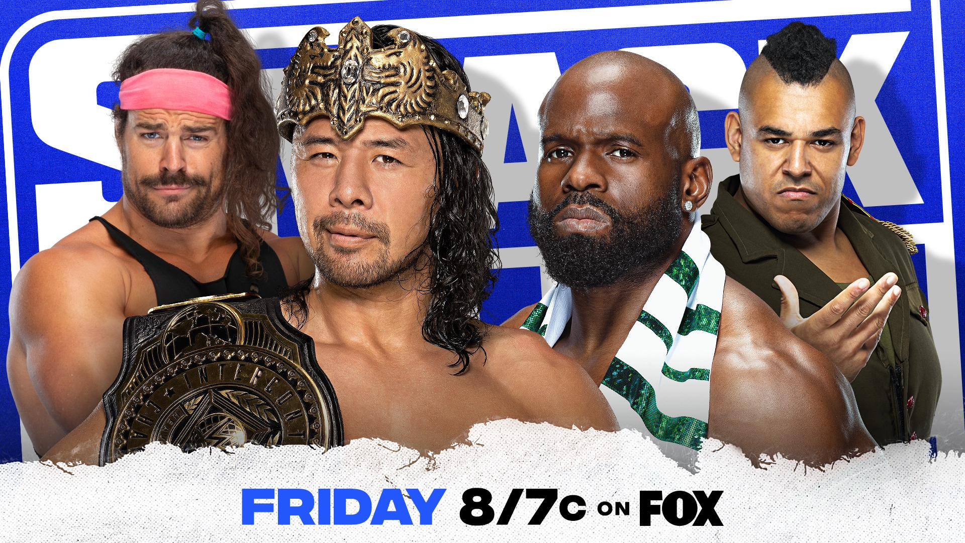 WWE SmackDown Preview For Tonight: Extreme Rules Go-Home Show