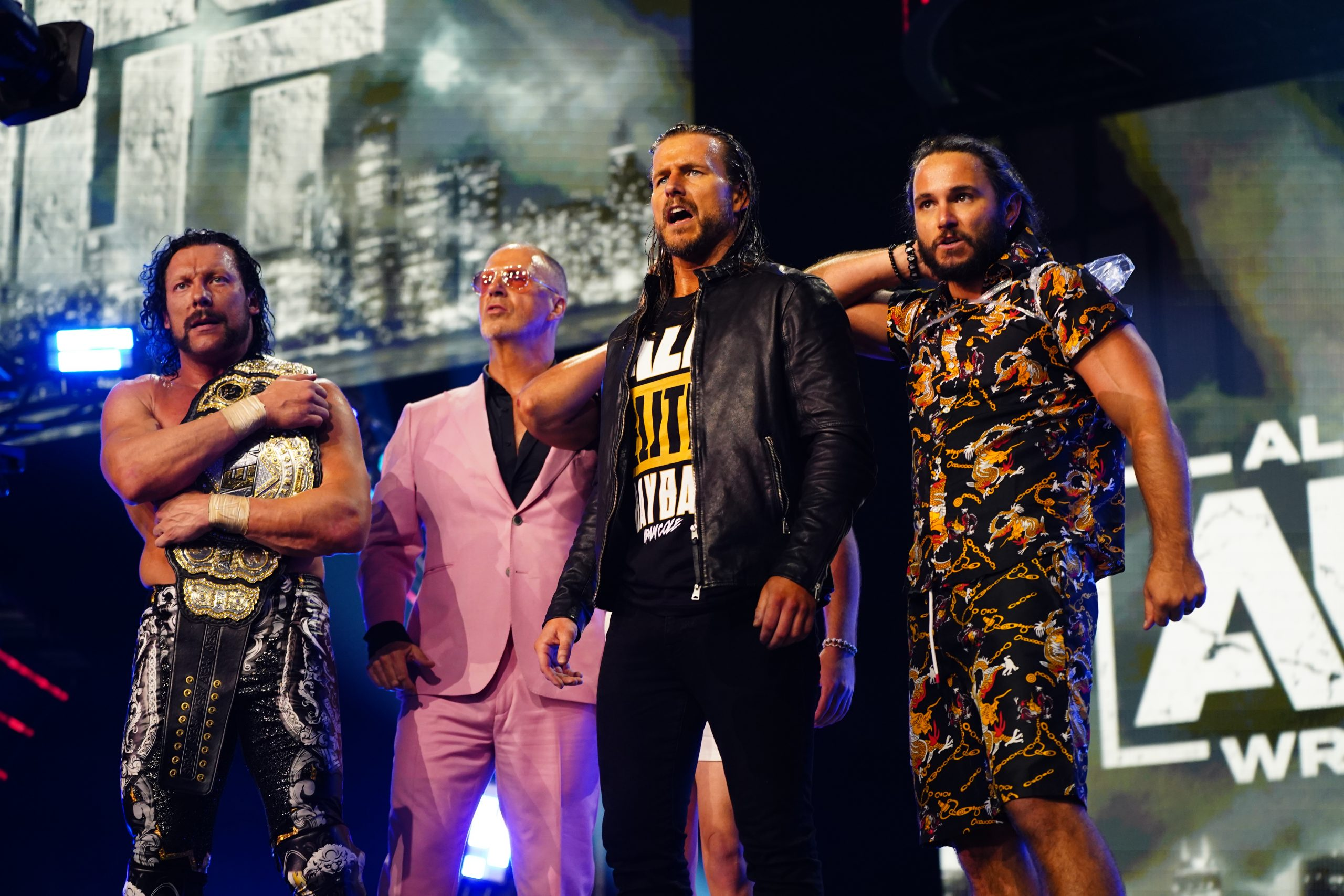 The Elite Segment And More Added To Tonight's AEW Dynamite Line-Up