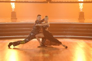 The Miz Survives First Dancing With The Stars Elimination