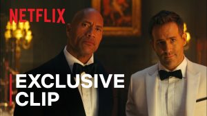 """Netflix Releases Exclusive Clip Of The Rock's """"Red Notice"""""""