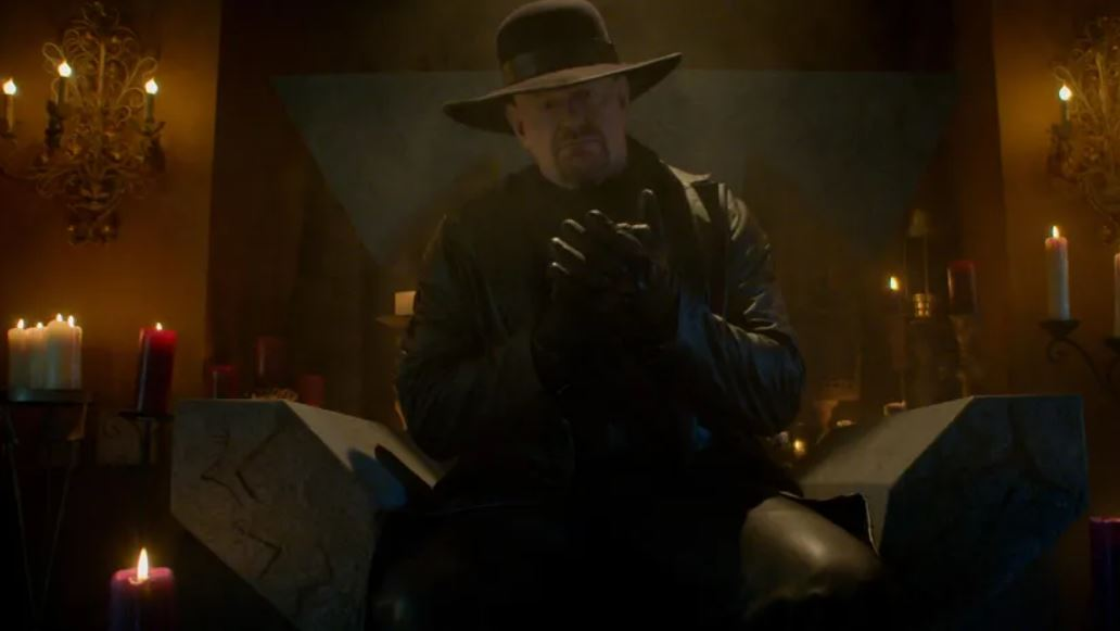 The Undertaker And The New Day Announced For Interactive Movie From WWE & Netflix