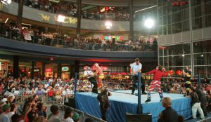 The Mall Of America Open To Hosting AEW Dynamite