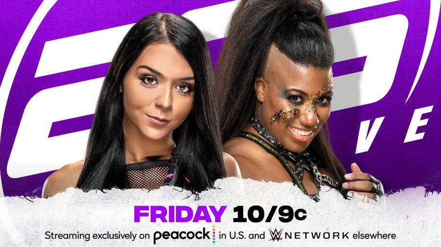 WWE 205 Live Results (9/24): Ember Moon And Cora Jade Duke It Out In The Main Event