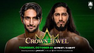 WWE Superstar Unhappy About His Crown Jewel Match Not Being Promoted On SmackDown