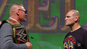 Cain Velasquez Talks His Brock Lesnar WWE Match Being Disappointing