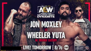 Two More Matches Added To AEW Saturday Night Dynamite