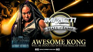 Awesome Kong Inducted Into Impact Hall Of Fame
