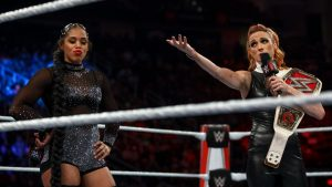 Title Match Revealed For Next Week's WWE RAW